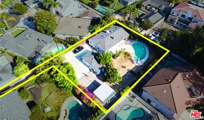 Valley Village Single Family Home Active Under Contract: 12403 Addison Street