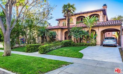 Beverly Hills Single Family Home For Sale: 307 North Alpine Drive