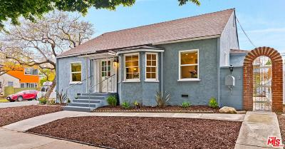 Culver City CA Single Family Home For Sale: $1,489,000