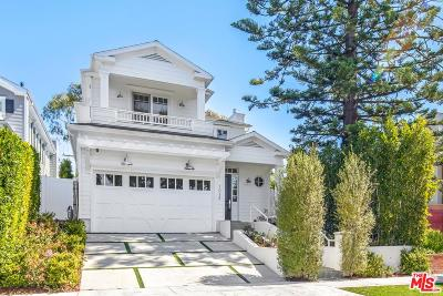 Pacific Palisades Single Family Home For Sale: 1038 Embury Street