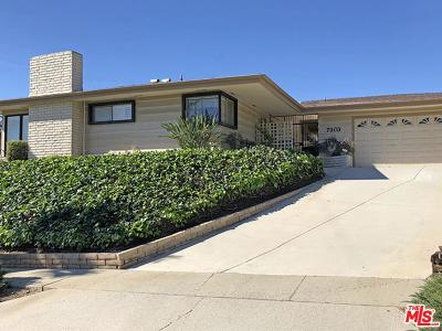 Whittier Single Family Home For Sale: 7903 Ocean View Avenue
