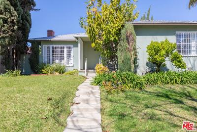 Mid Los Angeles (C16) Single Family Home For Sale: 5337 Rodeo Road