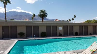 Palm Springs Condo/Townhouse For Sale: 411 Bradshaw Lane #77