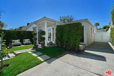 West Hollywood Single Family Home For Sale: 513 Norwich Drive