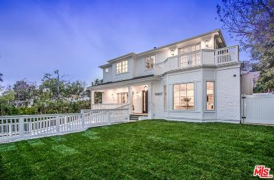 Pacific Palisades Single Family Home For Sale: 15007 Bestor Boulevard