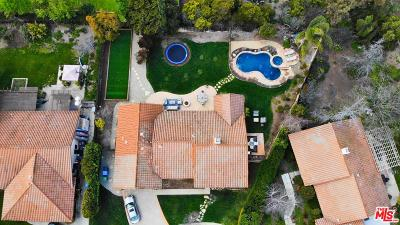 Thousand Oaks Single Family Home Active Under Contract: 122 June Court