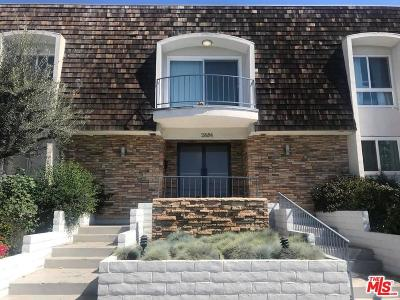Los Angeles Condo/Townhouse Active Under Contract: 2884 Sawtelle Boulevard #205