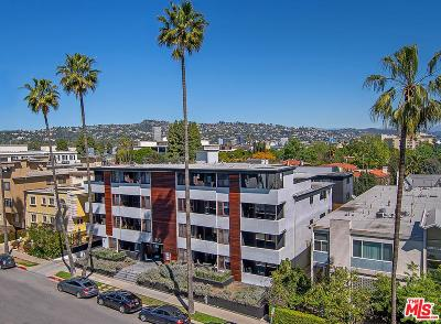 Beverly Hills Rental For Rent: 310 North Crescent Drive #PH1