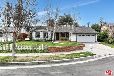 Woodland Hills Single Family Home For Sale: 23652 Collins Street
