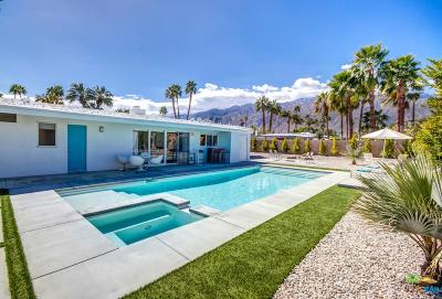 Palm Springs Single Family Home For Sale: 2270 East Park Drive