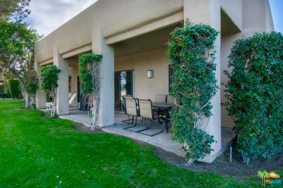 Cathedral City Condo/Townhouse For Sale: 28700 Desert Princess Drive