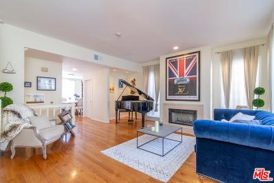 Santa Monica Condo/Townhouse For Sale: 1242 Berkeley Street #15