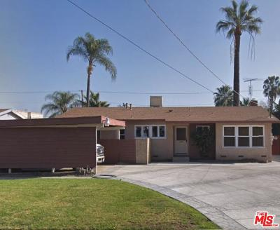 Panorama City Single Family Home Active Under Contract: 8550 Saloma Avenue