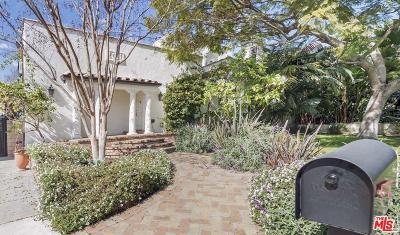 Los Angeles Single Family Home For Sale: 209 South Lucerne