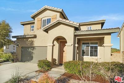 Riverside County Single Family Home For Sale: 38139 Turning Leaf Court