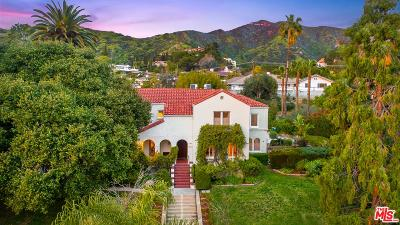 Los Angeles County Single Family Home For Sale: 705 Cumberland Road