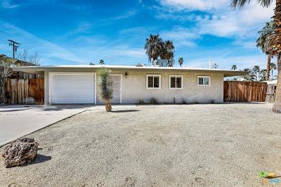 Cathedral City Single Family Home For Sale: 37601 Palo Verde Drive