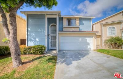 Pacoima Single Family Home Active Under Contract: 11541 Dearborn Court