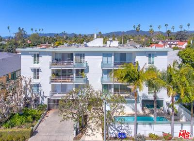 Santa Monica Condo/Townhouse For Sale: 415 Montana Avenue #205