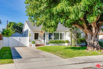 Single Family Home Active Under Contract: 7715 Stewart Avenue