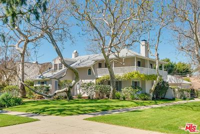 Santa Monica Single Family Home For Sale: 1531 Georgina Avenue