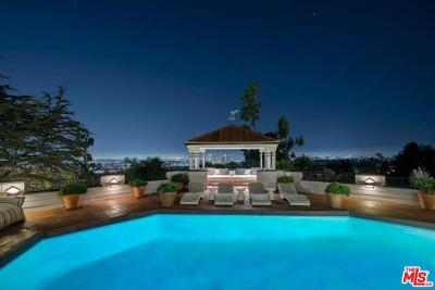 Beverly Hills Single Family Home For Sale: 9360 Readcrest Drive