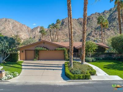 Indian Wells Single Family Home For Sale: 47285 Crystal Loop