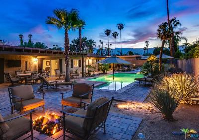 Palm Desert Single Family Home For Sale: 74880 Fairway Drive