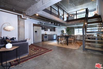 Los Angeles Condo/Townhouse For Sale: 510 South Hewitt Street #112