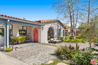 Santa Monica Single Family Home Active Under Contract: 733 19th Street
