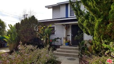 Altadena Single Family Home Active Under Contract: 2845 Sterling Place
