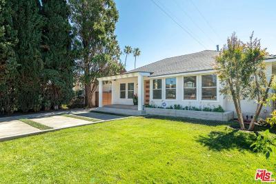 Single Family Home For Sale: 14348 Hortense Street
