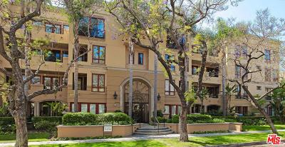 Beverly Hills Condo/Townhouse For Sale: 411 North Oakhurst Drive #111