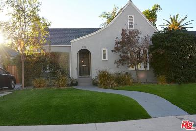 Los Angeles County Single Family Home For Sale: 721 North Martel Avenue
