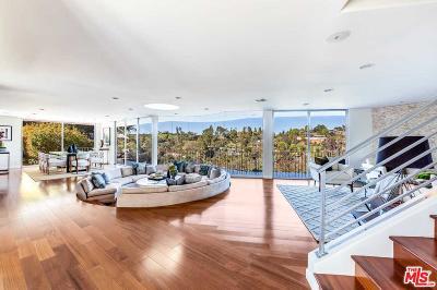 Studio City Single Family Home For Sale: 11541 Dona Teresa Drive