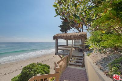 Malibu Rental For Rent: 31776 Broad Beach Road