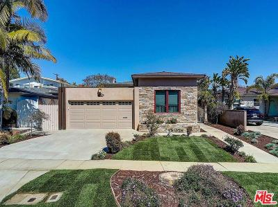 Single Family Home For Sale: 6363 Nancy Street