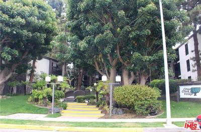 Playa Del Rey Condo/Townhouse Sold: 8640 Gulana Avenue #J3008