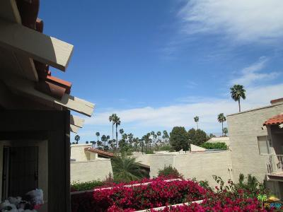 Palm Springs Condo/Townhouse For Sale: 351 East Via Carisma #96