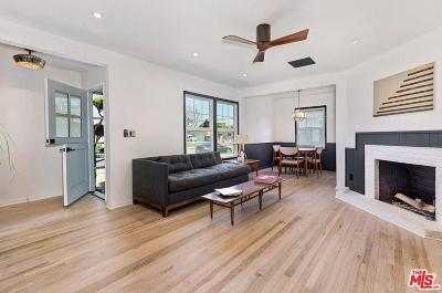 Culver City Single Family Home For Sale: 4837 Imlay Avenue