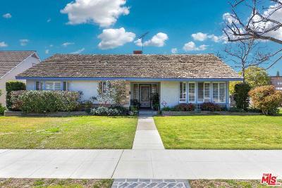 Alhambra Single Family Home For Sale: 715 Novelda Road