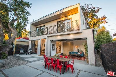 Culver City Single Family Home For Sale: 4720 Campbell Drive
