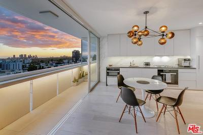 West Hollywood CA Condo/Townhouse Active Under Contract: $650,000