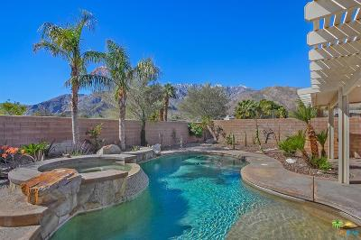 Palm Springs Single Family Home For Sale: 719 Ventana Ridge