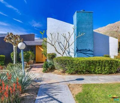Palm Springs Condo/Townhouse Active Under Contract: 2120 South Palm Canyon Drive