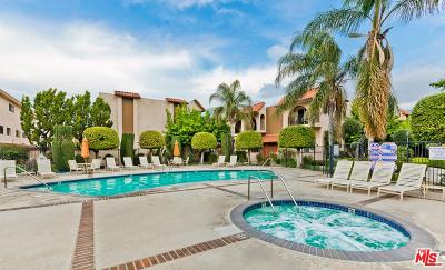 Burbank Condo/Townhouse Active Under Contract: 1711 Grismer Avenue #22