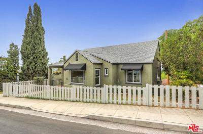 Los Angeles Single Family Home Active Under Contract: 1205 Nolden Street