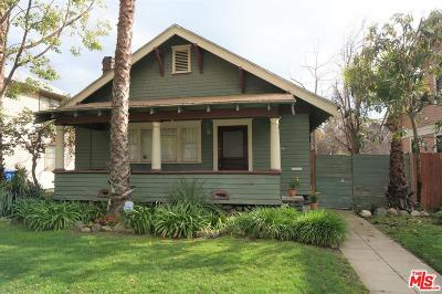 Pomona Single Family Home For Sale: 376 East Pearl Street