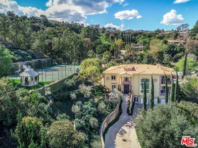 Encino Single Family Home For Sale: 3457 White Rose Way