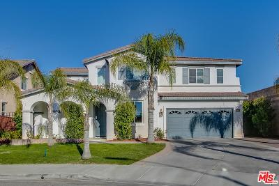 Riverside County Single Family Home For Sale: 36938 Wax Myrtle Place